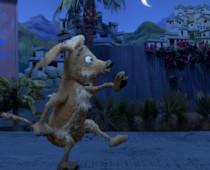DANCING DOG 1